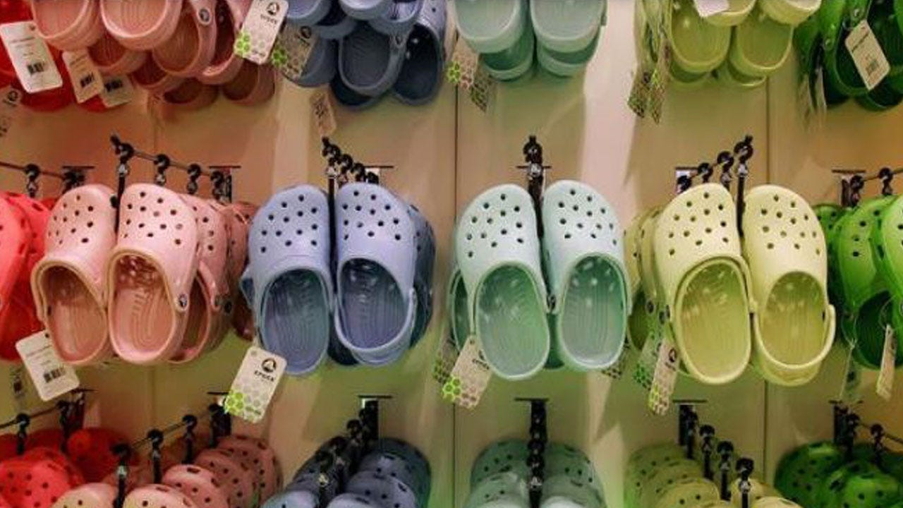Crocs To Close All Remaining Manufacturing Facilities