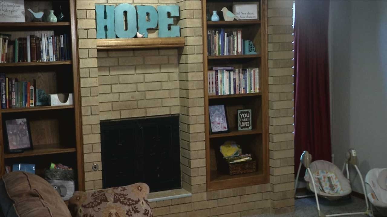 OKC Shelter For Homeless Mothers Close To Revival After Devastating Fire