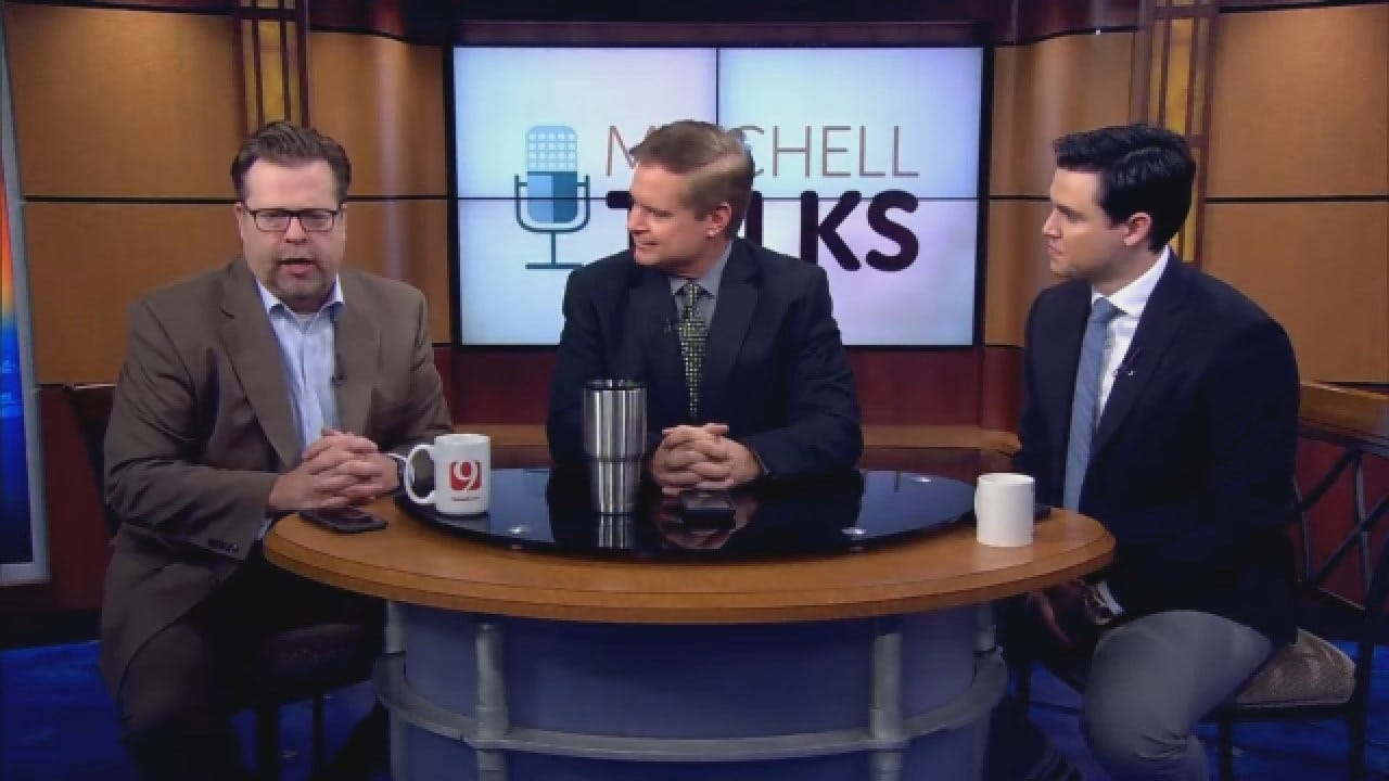 Mitchell Talks: The Governor Elect's New Transition Team