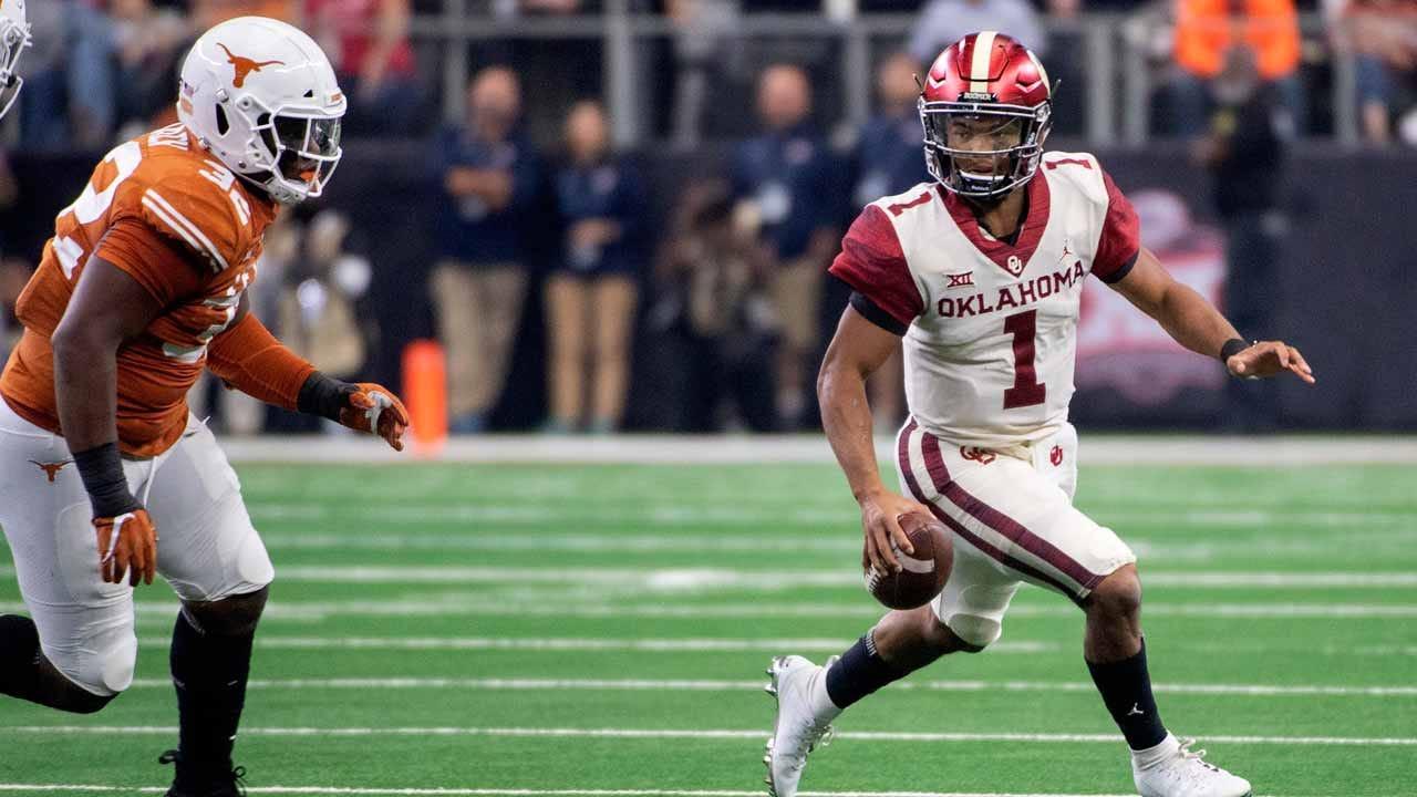 OU Defeats Texas 39-27 For The Big 12 Championship