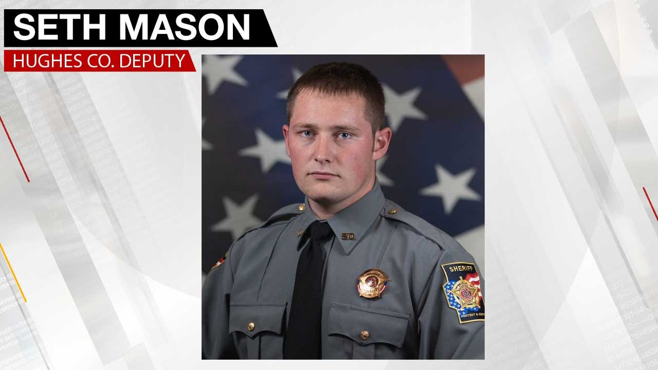 Hughes County Sheriff's Office Reports Death Of Deputy