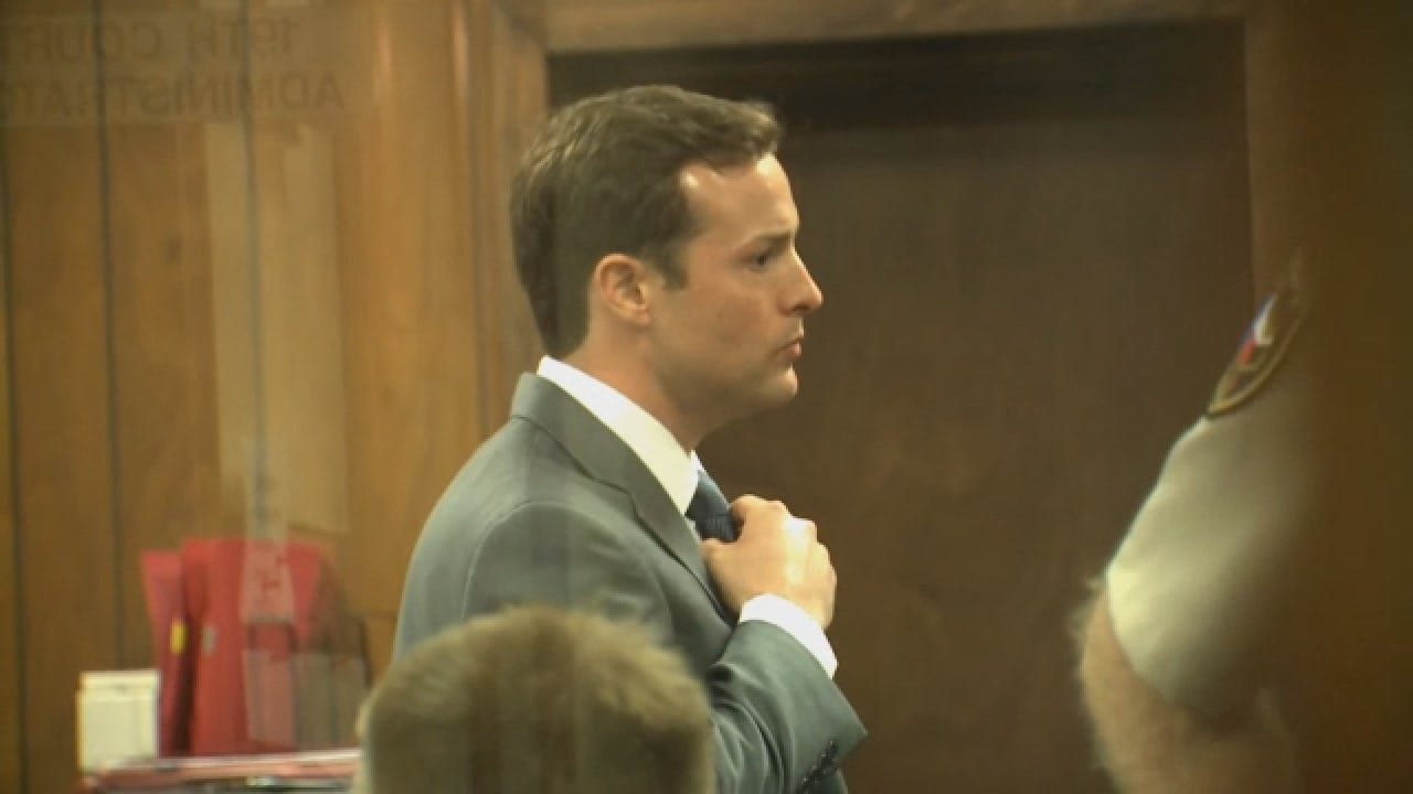No Jail Time For Baylor Fraternity President Accused Of Rape