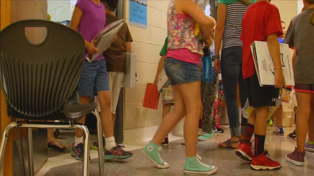 OKCPS Considering Change On How Students Transfer Schools