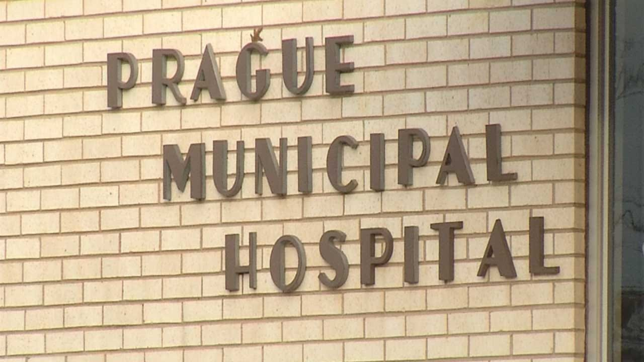 Employees Concerned About Future Of Prague Hospital