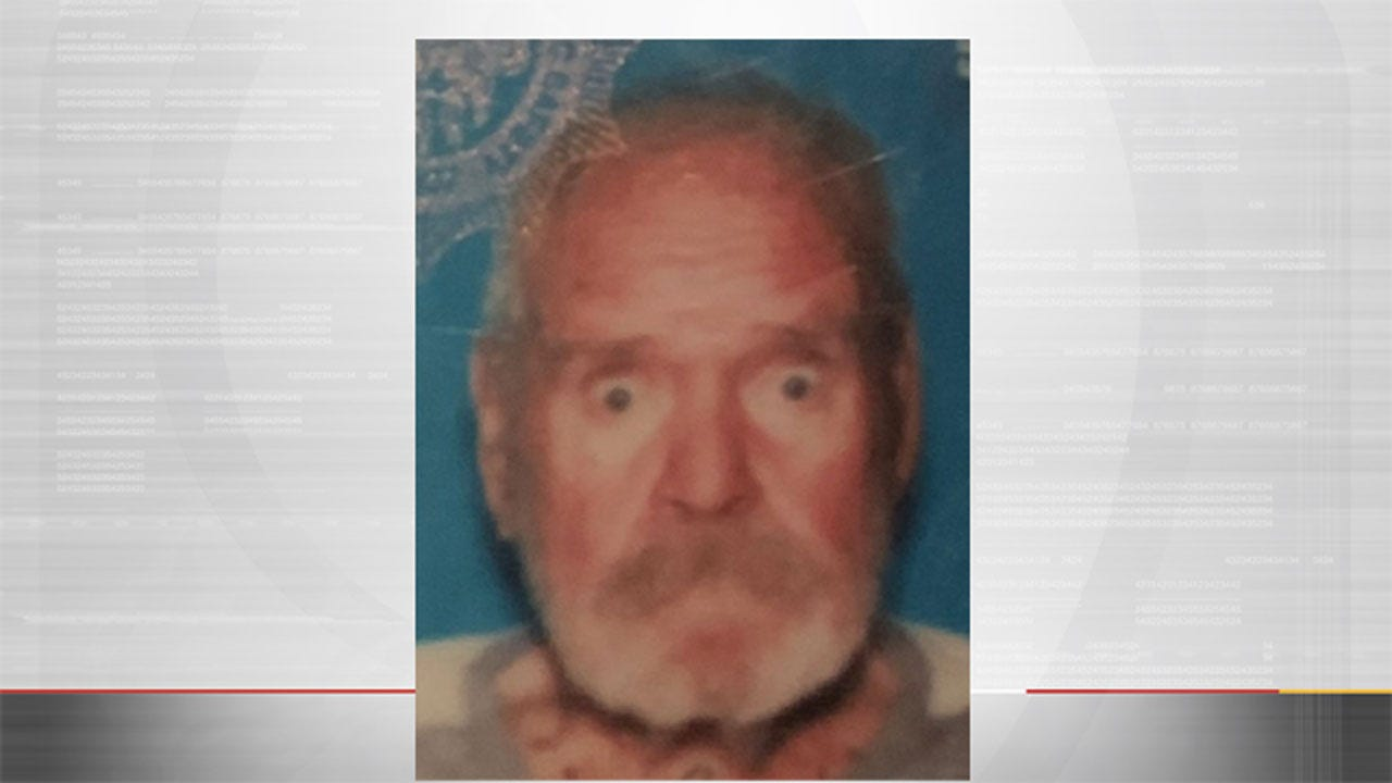Authorities Locate Missing 90-Year-Old Man