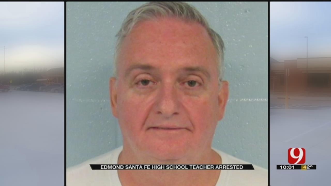Edmond Teacher Accused Of Sex Crimes With Minor