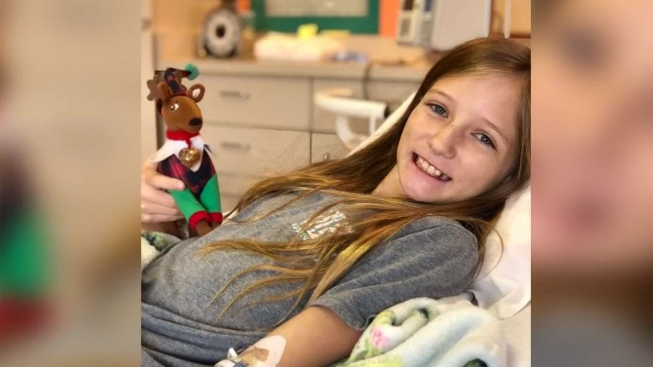 From No Cure To No Trace, Texas Girl's Inoperable Brain Tumor Disappears