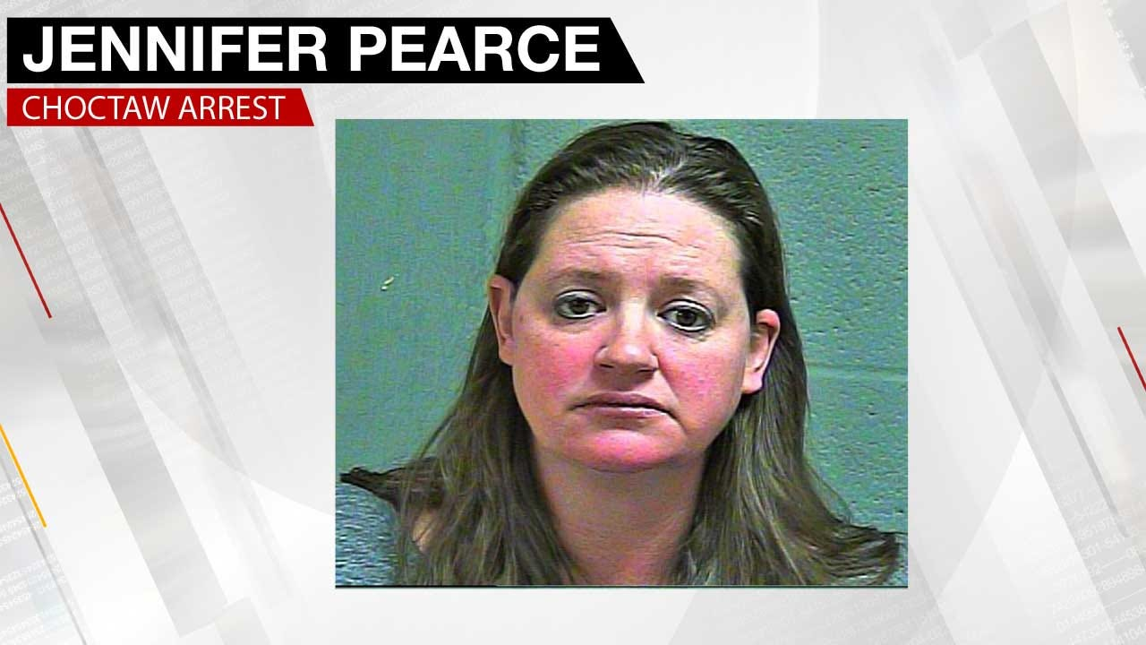 Choctaw Woman Accused Of Hitting Man With Her Vehicle