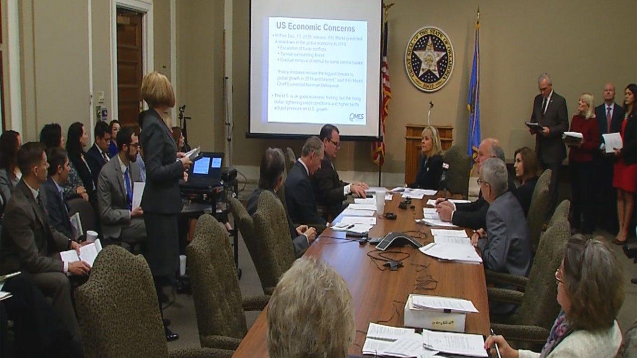 Oklahoma Sees $612 Million Revenue Increase
