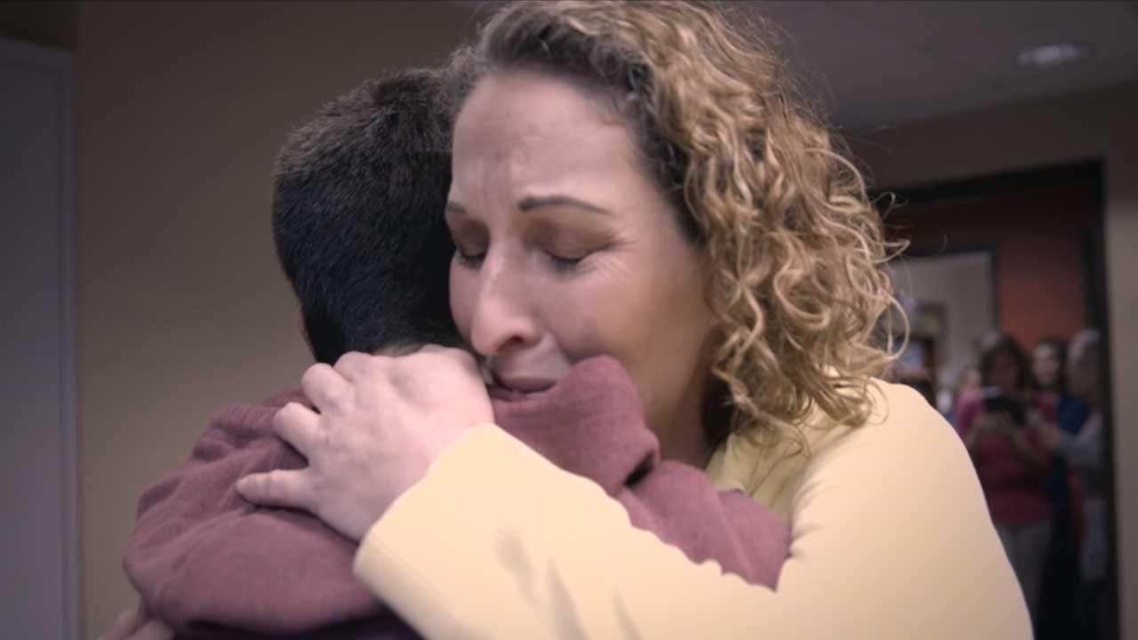 Oklahoma Woman Donates Kidney To Stranger