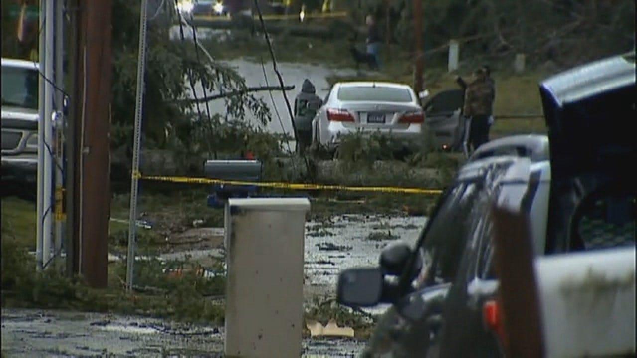 Rare Tornado Touches Down Near Seattle, Causing 'Catastrophic Damage'