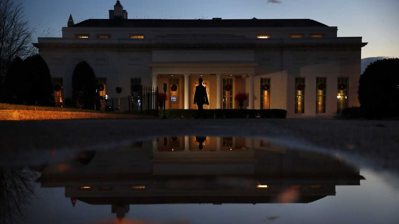 Government Set To Shut Down, As House And Senate Leave For The Night