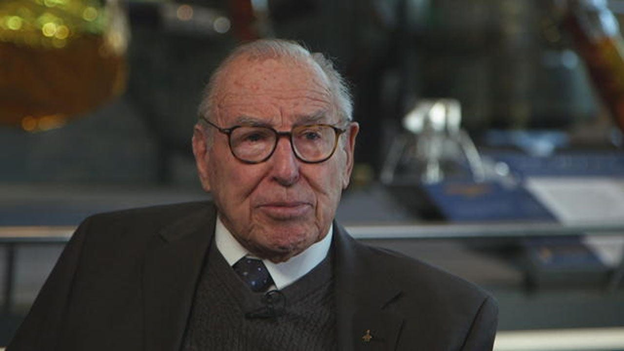 Astronaut Jim Lovell Remembers Apollo 8 Mission 50 Years Later