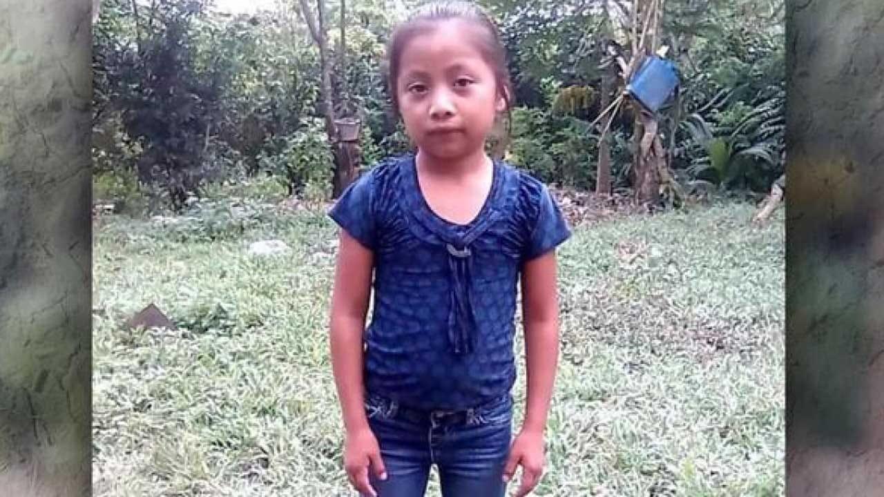 Body Of Girl Who Died In U.S. Border Patrol Custody Arrives Home