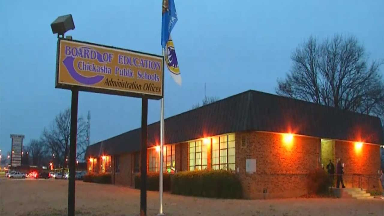 Chickasha Schools Employee Accused Of Inappropriate Contact With Students