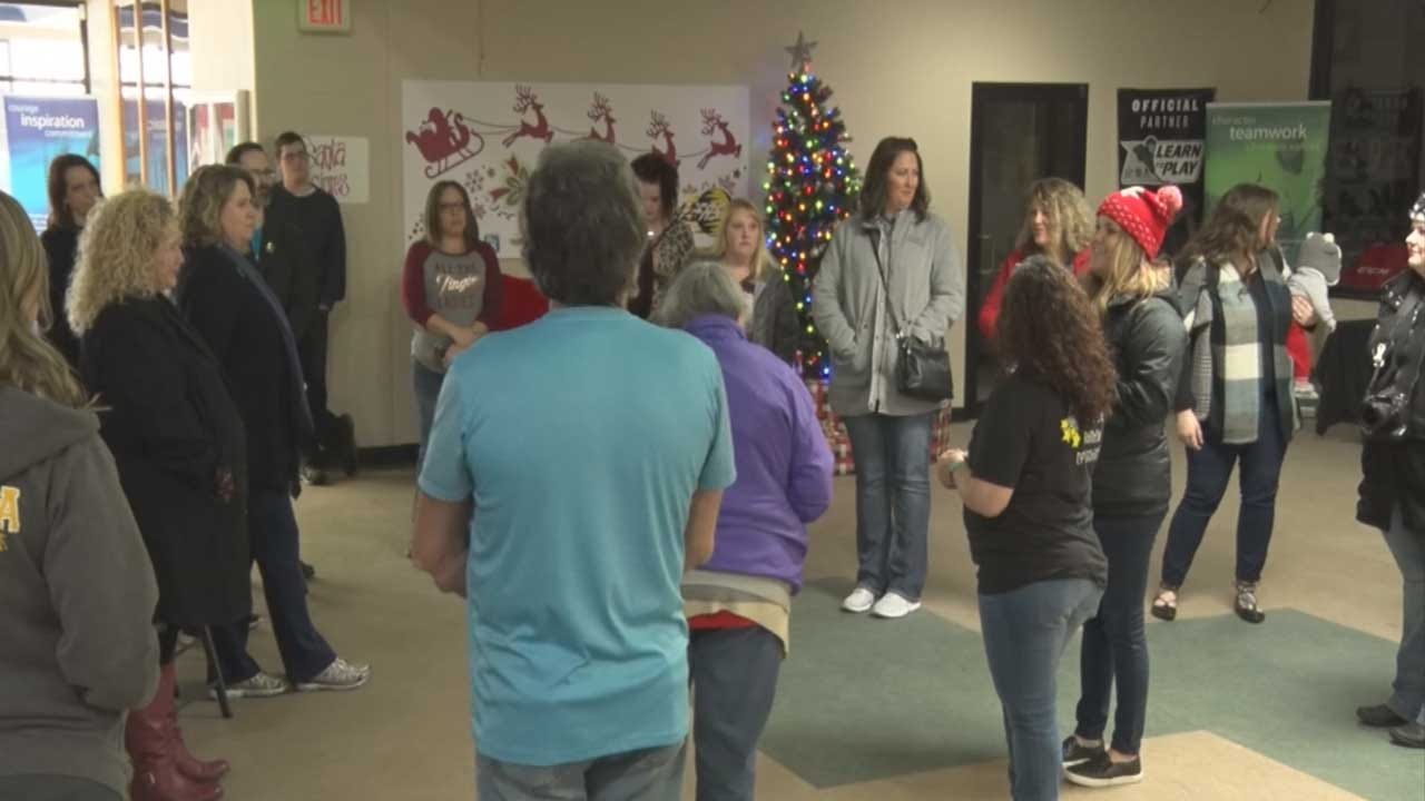 Oklahoma's Online Students Meet Up As Traditional Schools Break For Winter