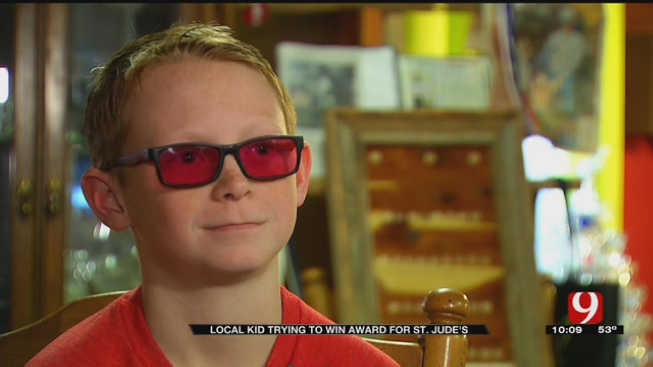 Custer County Boy On A Mission To Help Fight Cancer
