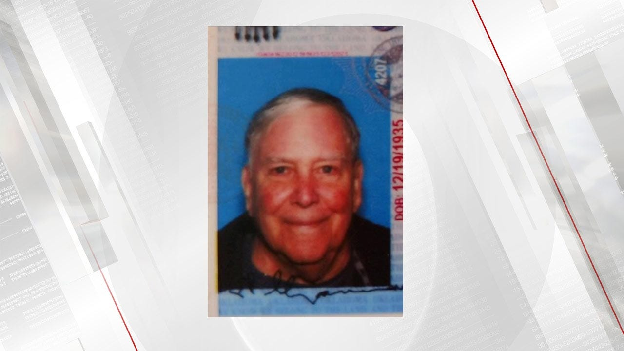 OKC Police Cancels Silver Alert For 83-Year-Old Man