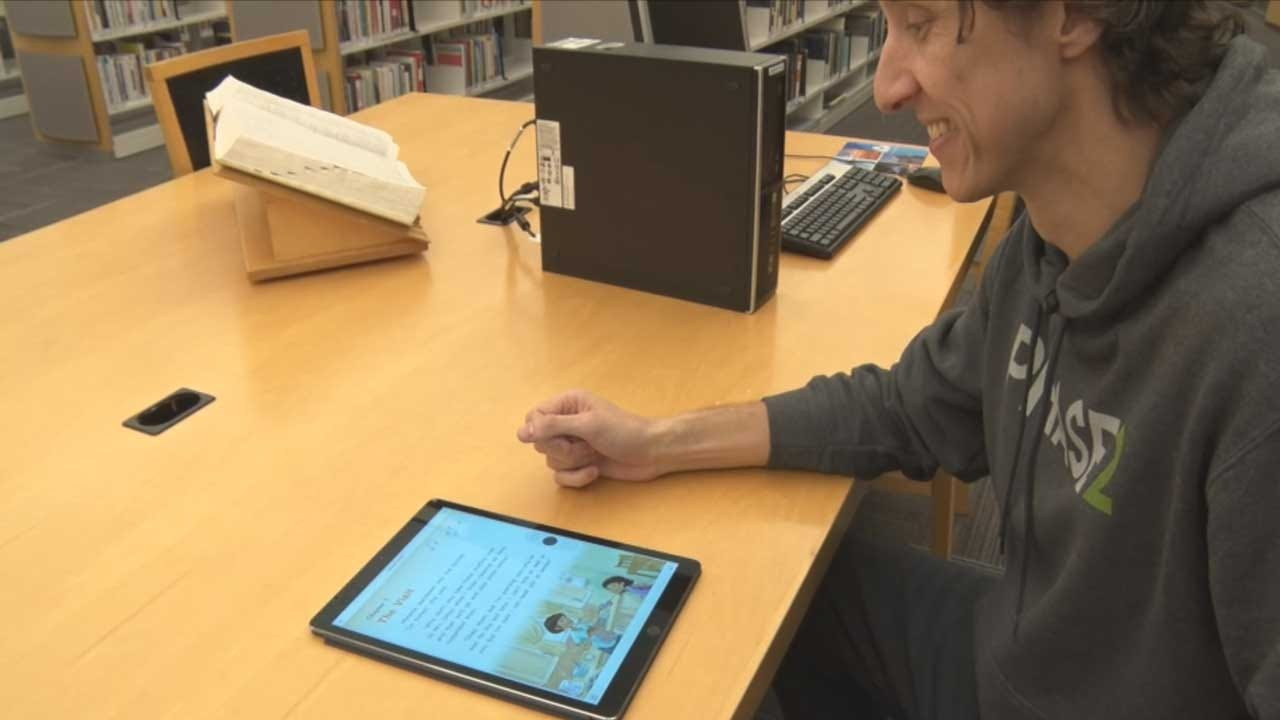 OKC Dad Inspired By Son, Creates App To Help People With Dyslexia