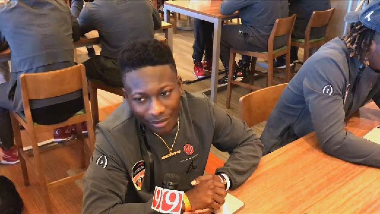 Dean 1-On-1 With 'Hollywood' Brown Ahead Of Orange Bowl