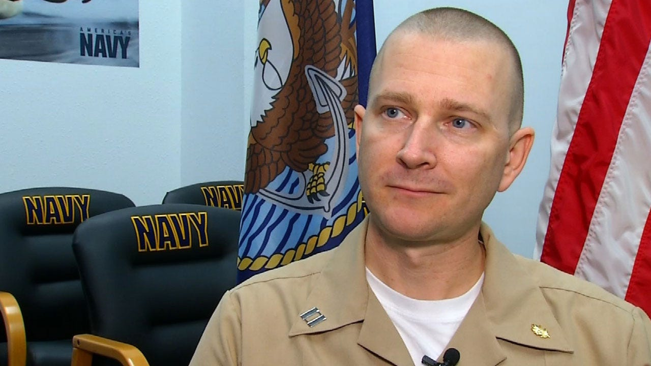 Naval Officer Recruiting Station Opens In Downtown OKC