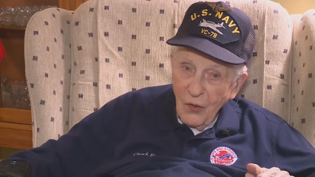 WWII Vet Dancing Again After Viral Video