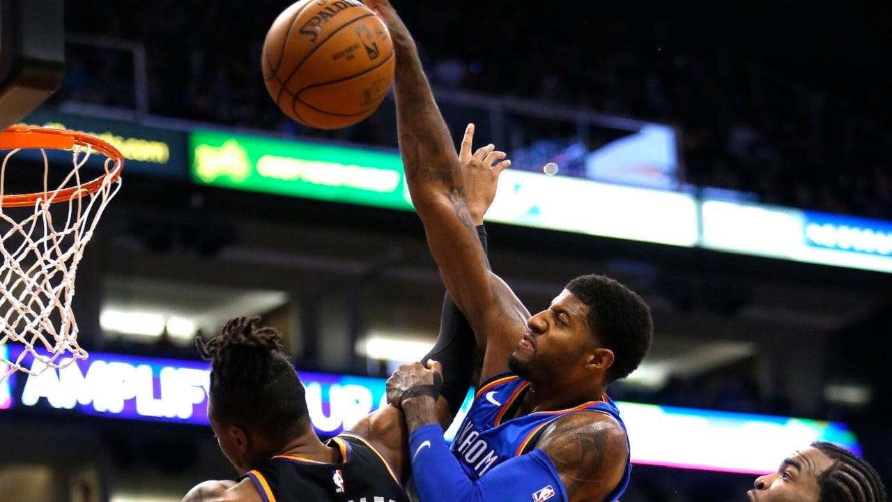 Paul George Out For Friday Night Game Versus Phoenix