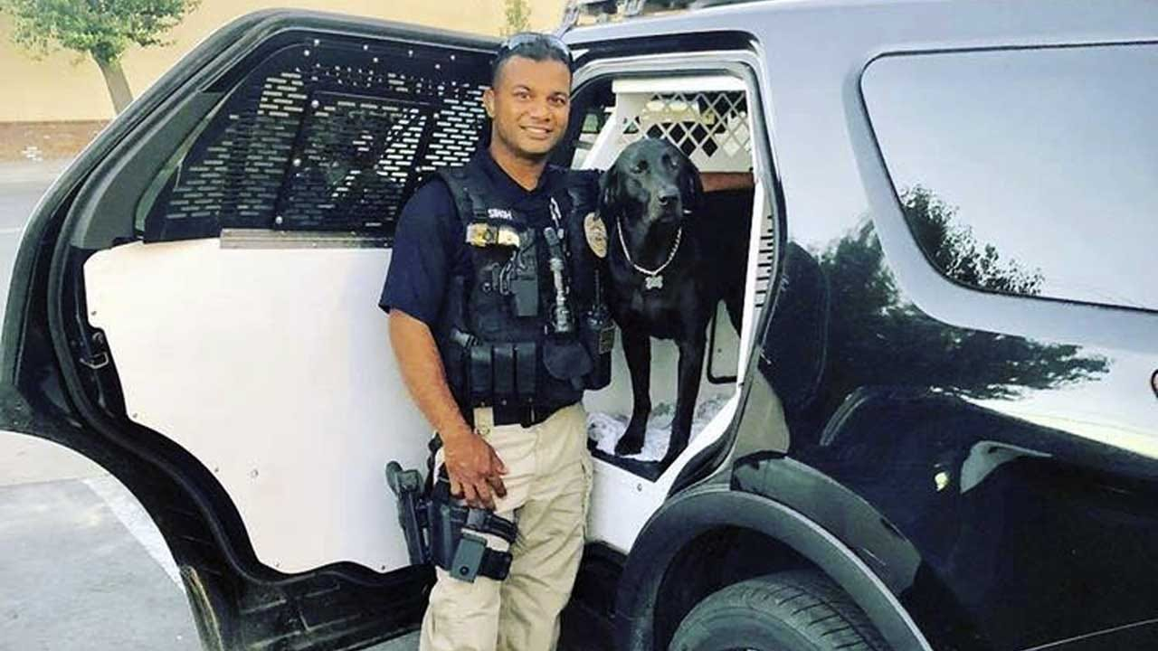 Suspect Arrested In Killing Of California Police Officer