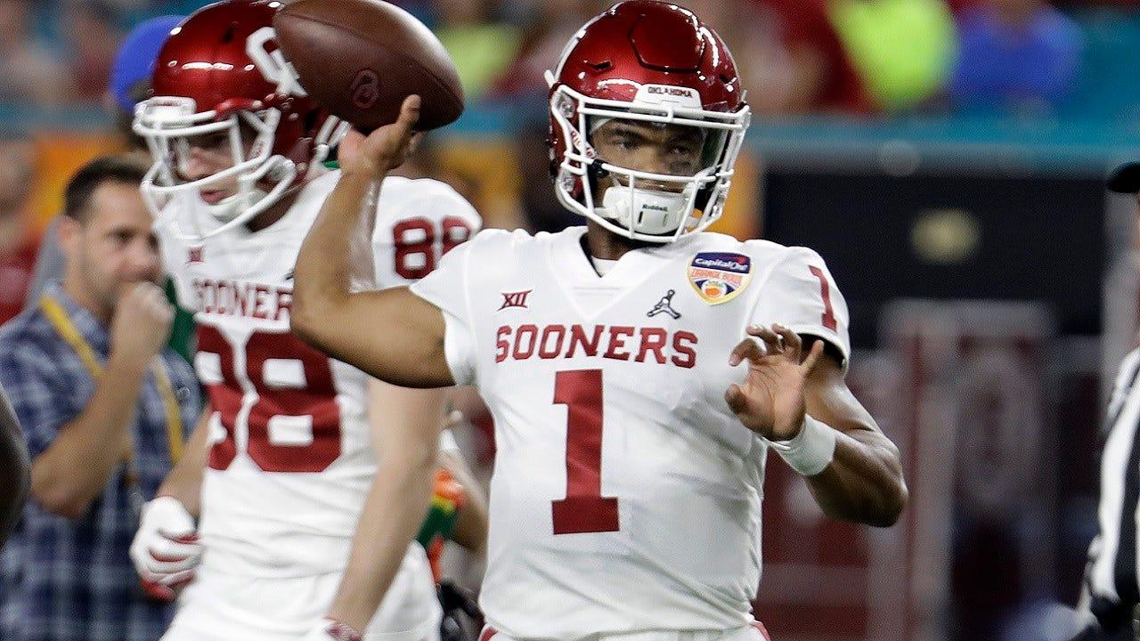 OU Quarterback Kyler Murray Declares For NFL Draft
