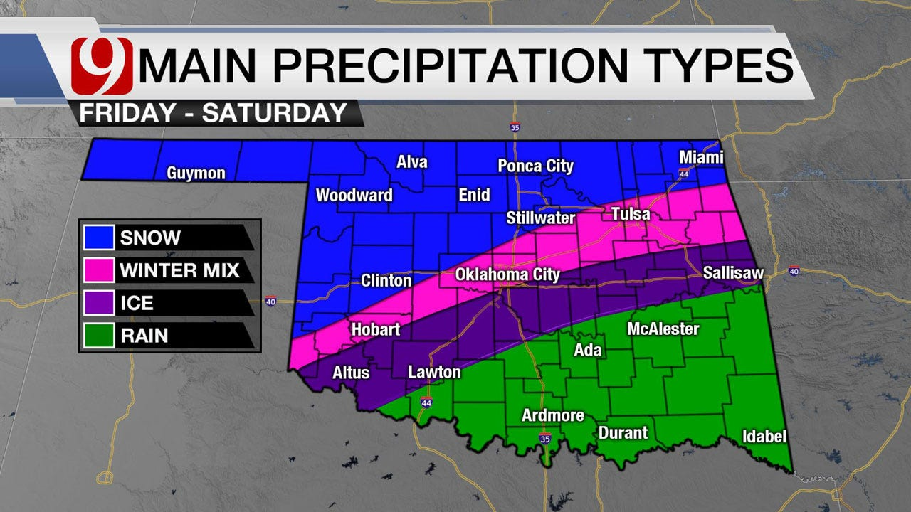 Cold And Chilly, Winter Storm Developing Later This Week