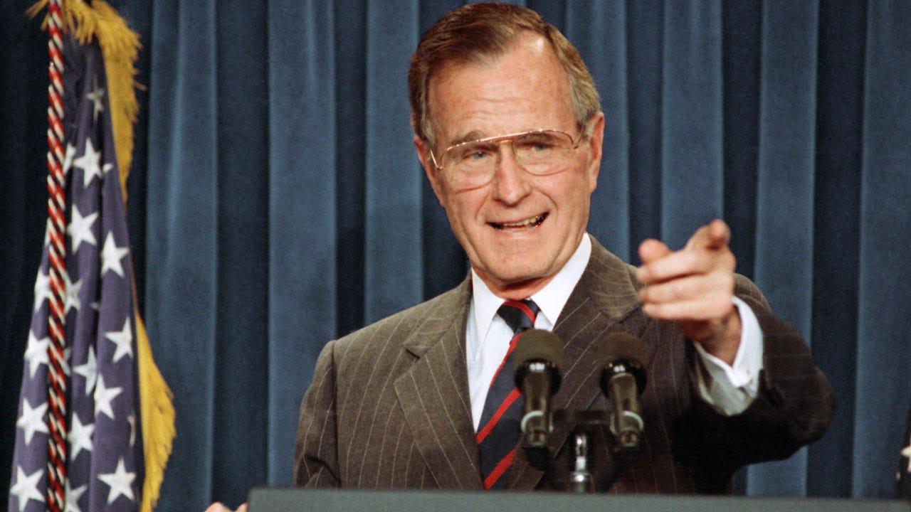 GOP Laments Bush's Death As End Of 'A Culture Of Civility'