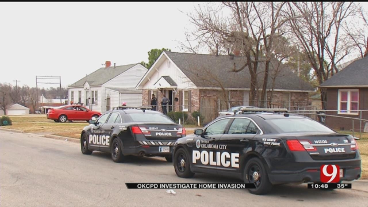 Knock On Door Leads To OKC Home Robbery