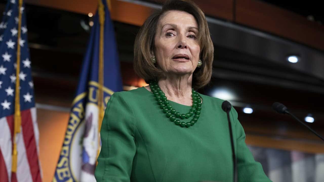 Pelosi Hopes To End Shutdown As Democrats Take Control Of The House