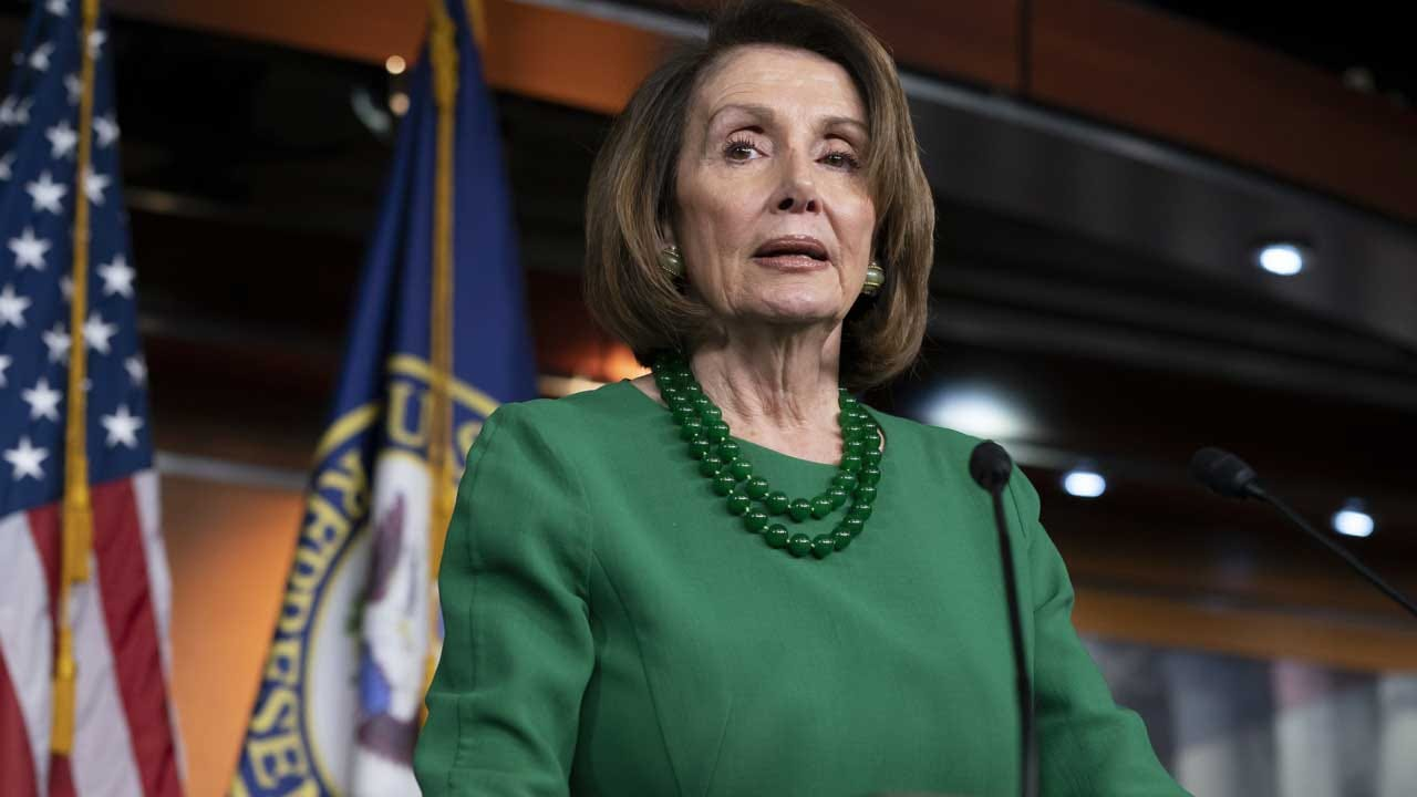 Pelosi Invites Trump To Give State Of The Union On Feb. 5
