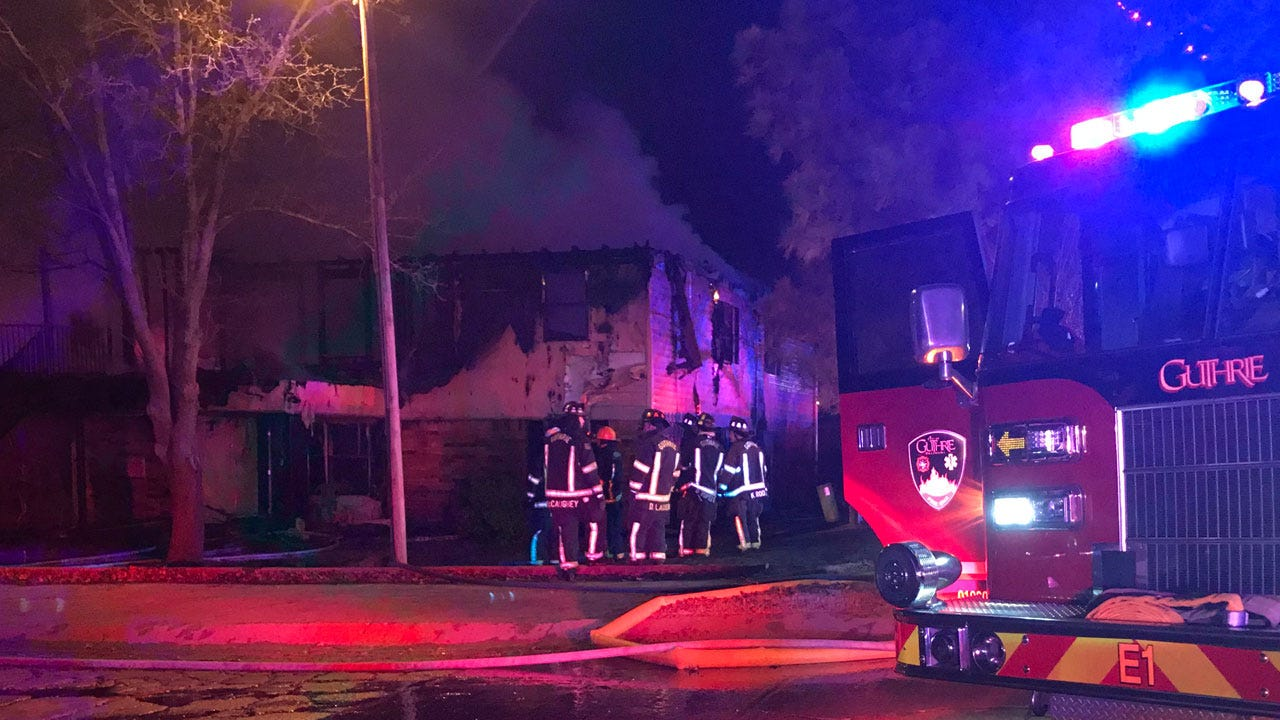 14-Year-Old Found Dead After Fire At Guthrie Apartment Complex