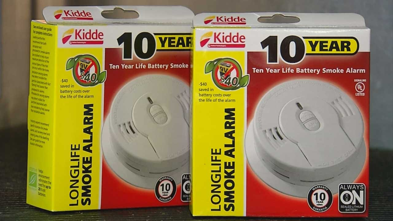 Area Fire Departments Urging Residents To Have Working Smoke Detectors
