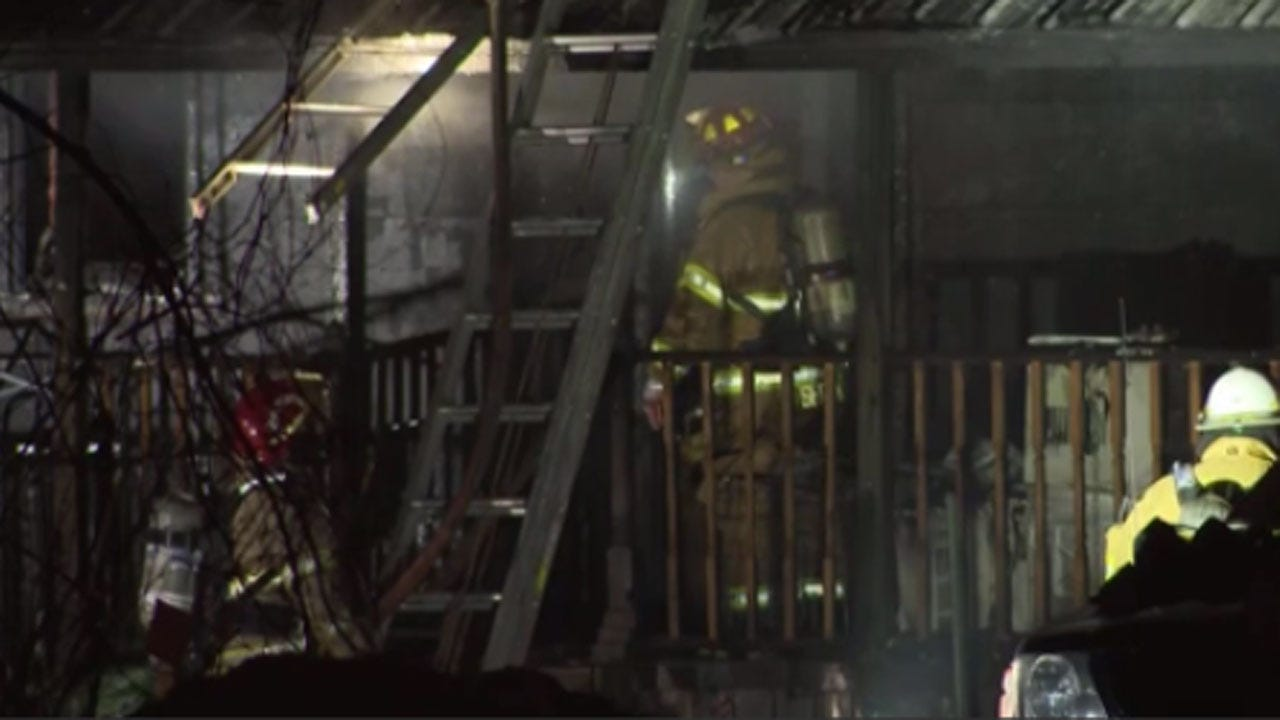 Mother, Child Killed In House Fire