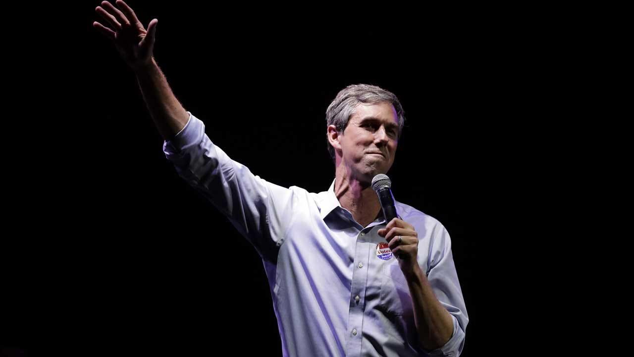 Beto O'Rourke Tops Early MoveOn 2020 Presidential Straw Poll