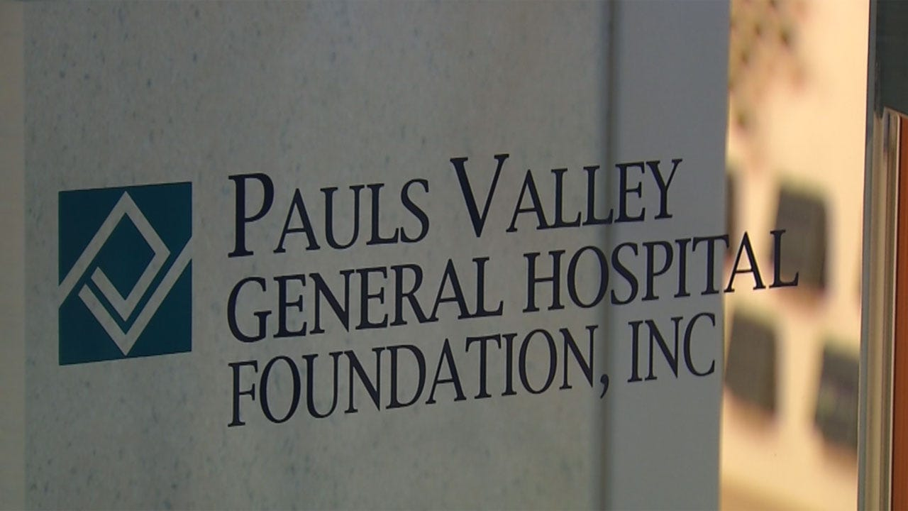 Group Calling For Investigation Into Pauls Valley Hospital Closure