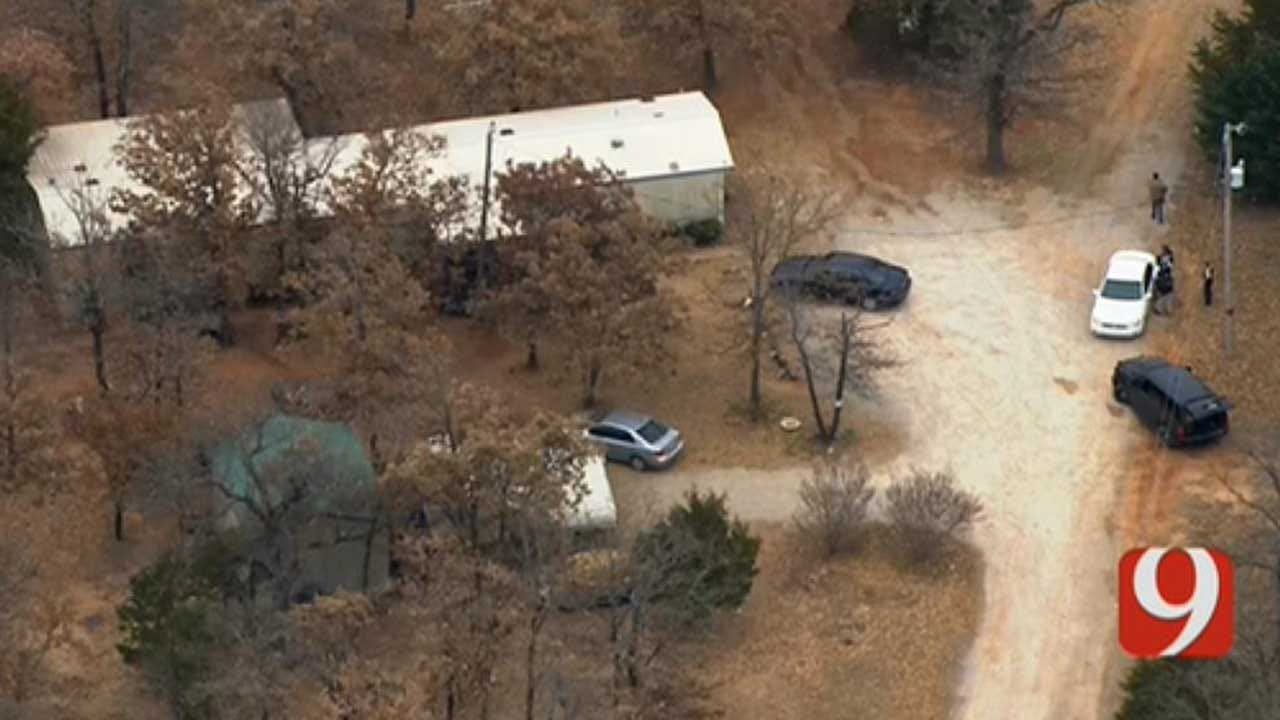5 Suspects Arrested After Standoff In Wynnewood