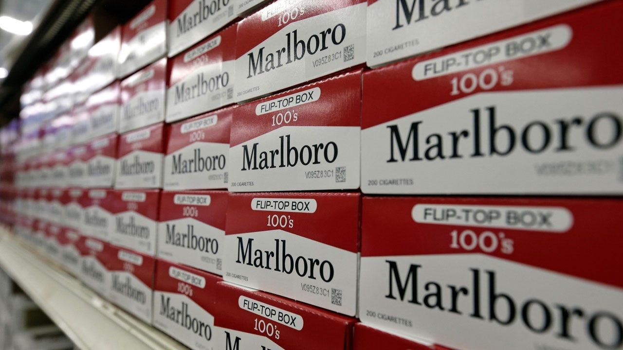 Marlboro Maker Altria Buys Big Stake In Canadian Marijuana Company