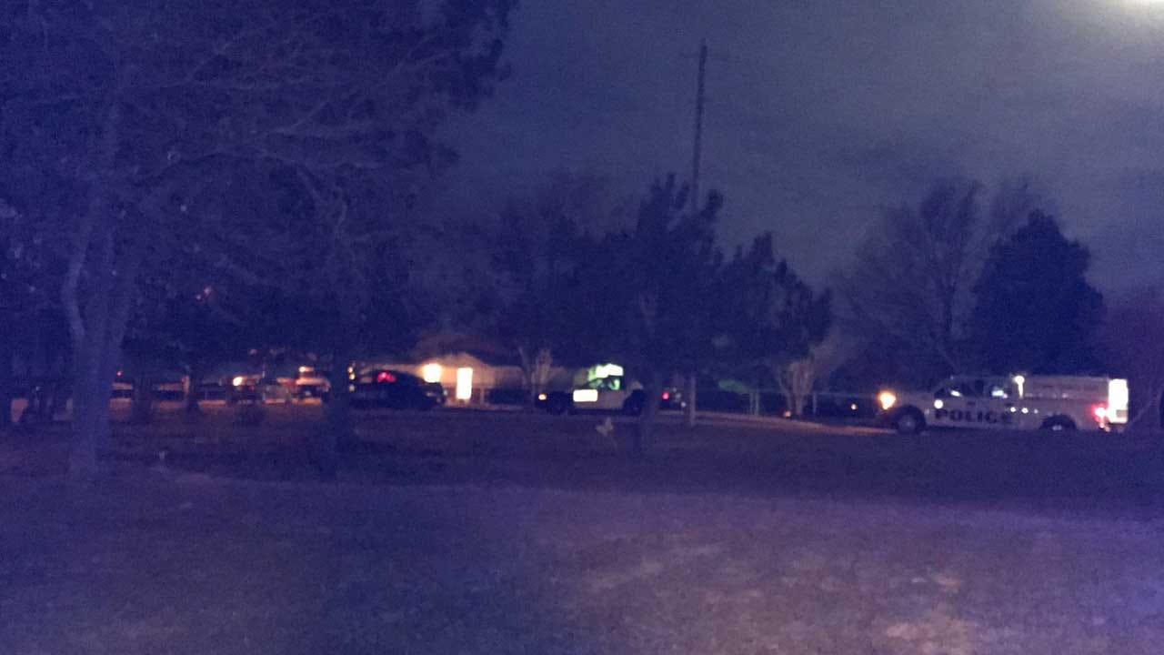 2 Dead In SE OKC; 1 Shot By OKC Police Officer