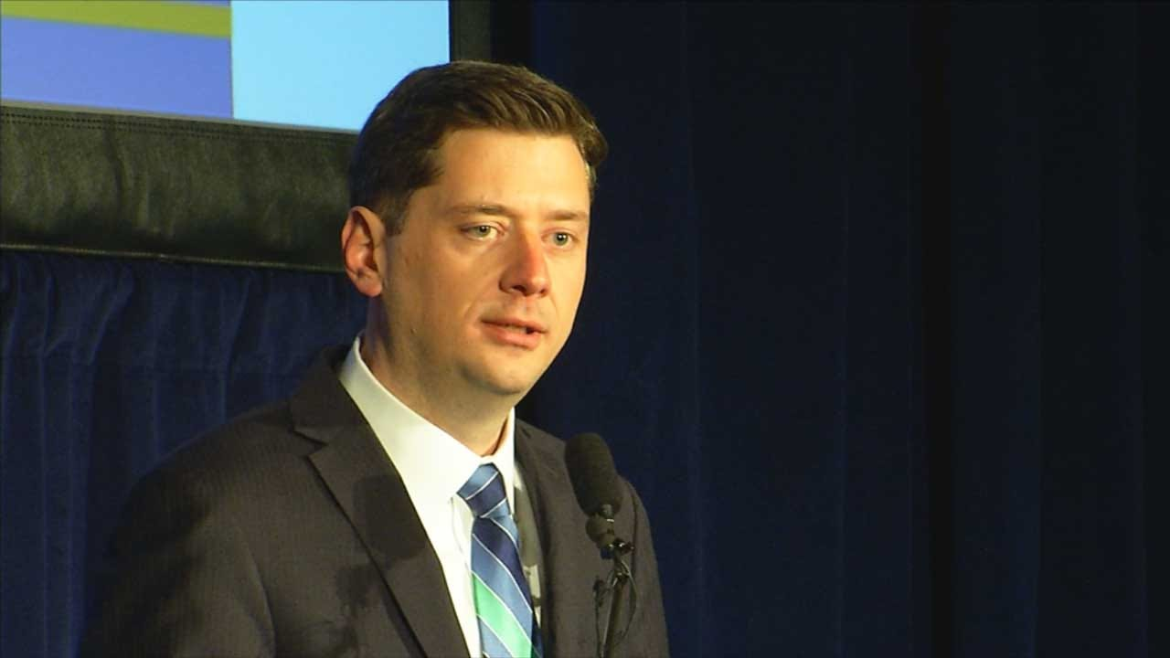 Mayor-Elect David Holt Talks Job Expectations