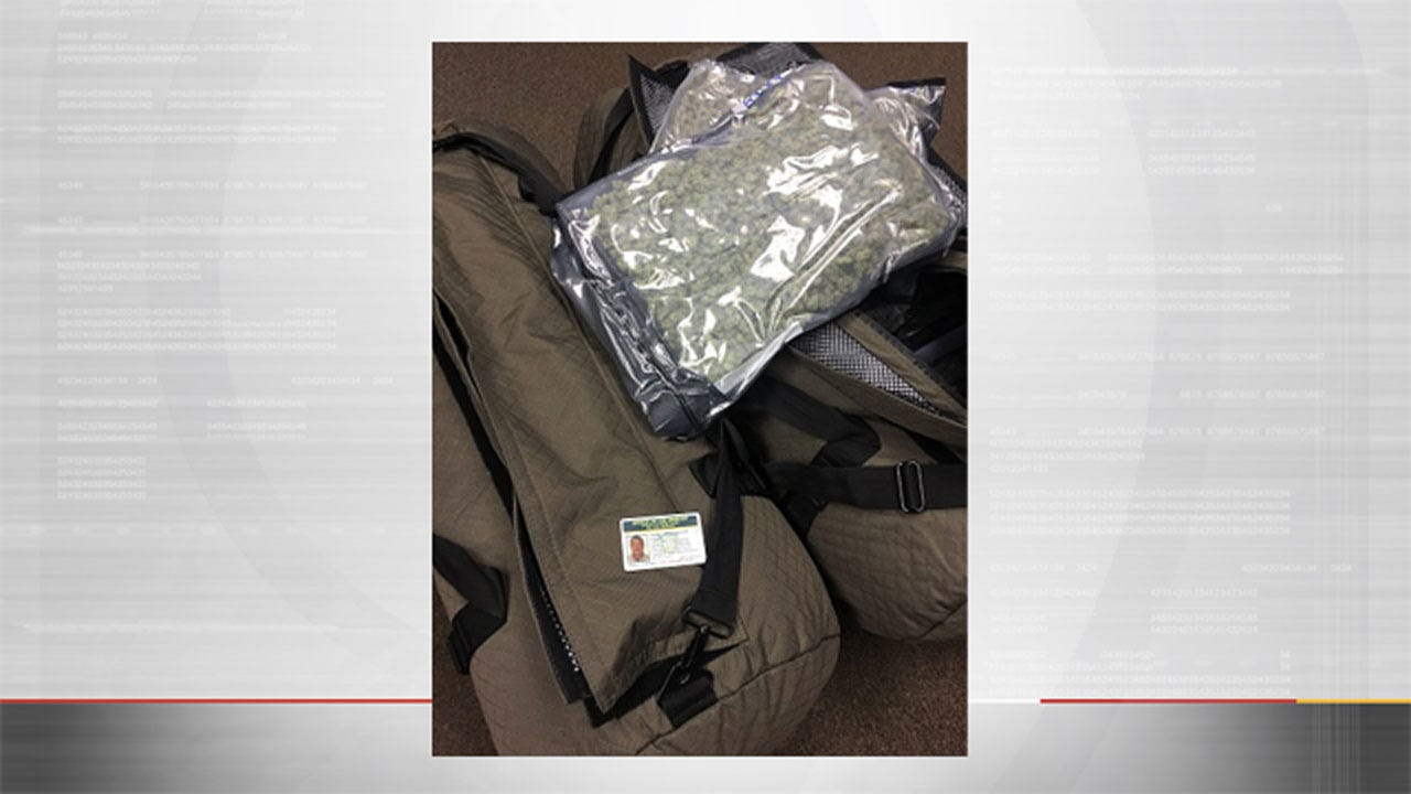 Retired California Deputy Arrested For Drug Trafficking In Canadian County