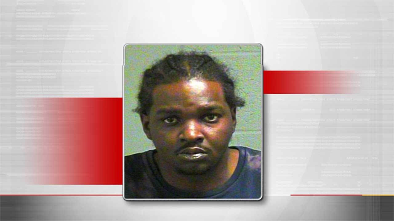 Suspect Seen In Body Cam Video Taking OKC Officer's Taser