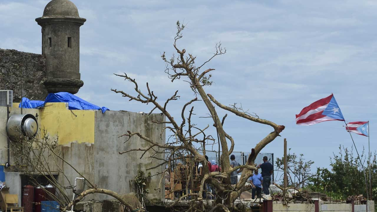 New Study Sheds Light On Death Toll From Hurricane Maria In Puerto Rico