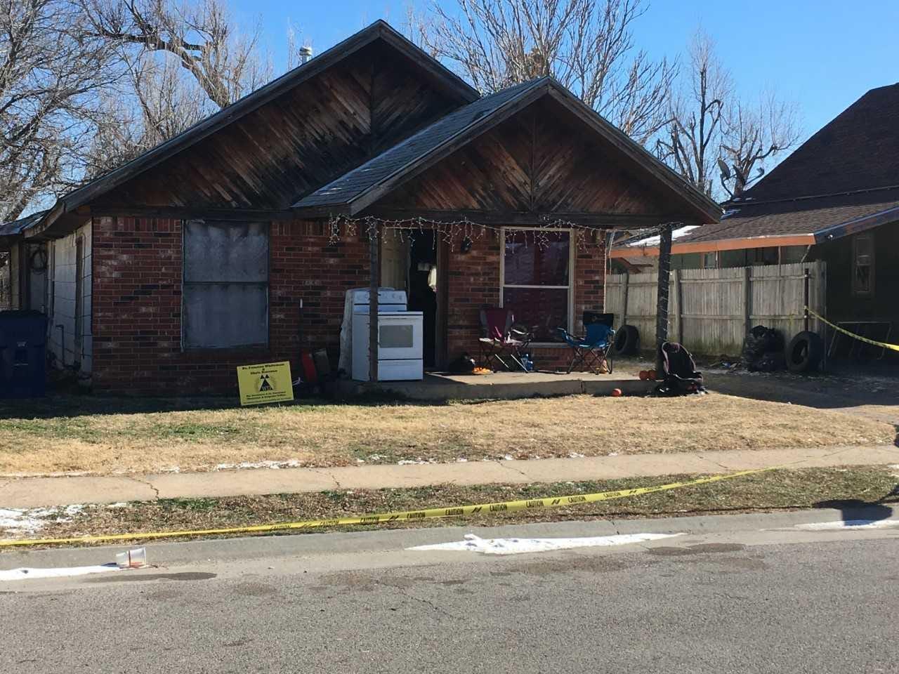 3 El Reno Children Die In New Year's Day House Fire