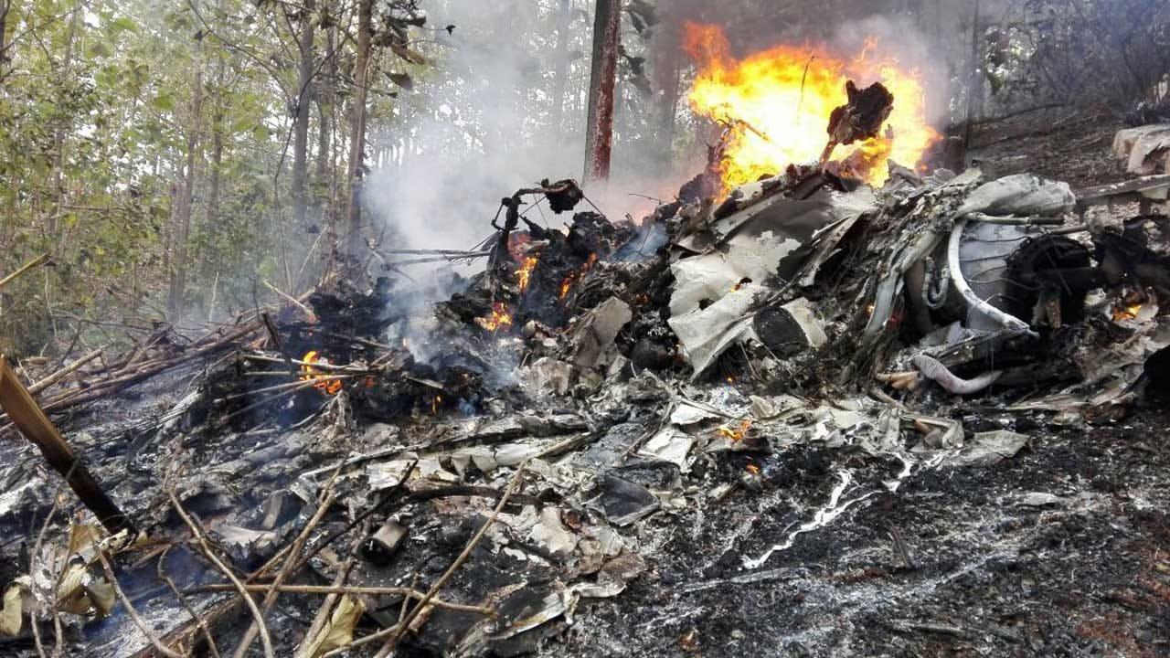 All 10 U.S. Victims In Costa Rica Plane Crash Identified
