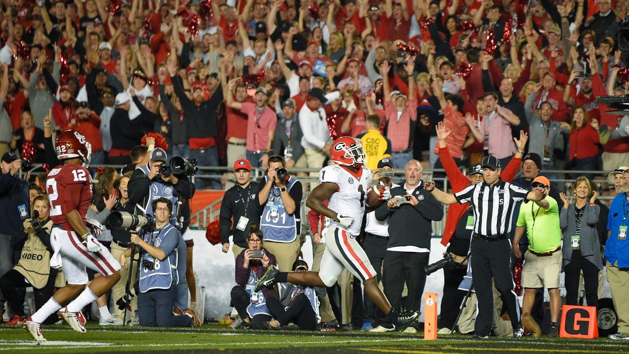Sooners Lose Double-OT Rose Bowl Thriller To Georgia
