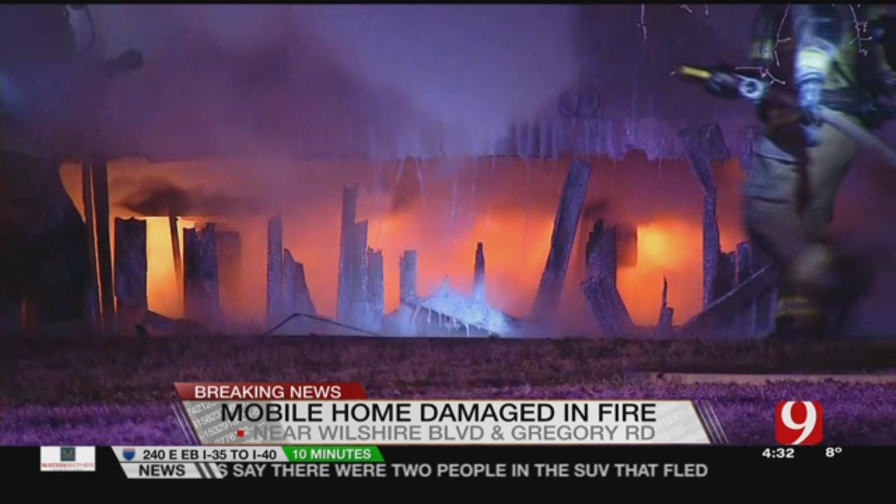 Yukon Family Loses Home To New Years Day Fire